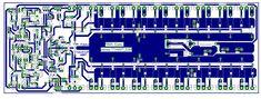 2sc5200 2sa1943 Amplifier Circuit Diagram - Circuit Diagram Images Crown Amplifier, Hifi Amplifier, Class D Amplifier, Electronics Projects, Design De Configuration, Layout Design, Circuits Class, Low Cost, Electronic Circuit Design