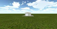 Cool 3D #marketing http://ift.tt/2sySVxp #barn #workshop #greenhouse #garage #roofing #DIY