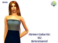 Alesso Galactic Converted&Retextured