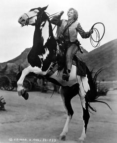 Jean Arthur in Arizona 1940