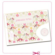 free printable christmass enveloppe gratuit