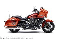 Kawasaki Vulcan® 1700 Vaquero® ABS SE World of Powersports Inc. Decatur, IL (800) 548-7218