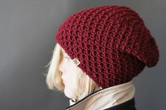 Ravelry: Cumberland Slouch Hat pattern by Cyprianne Nolan