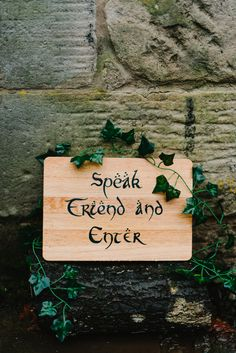 """Lord of the Rings Wedding Signs - Lord of the Rings Wedding Signs """" Lord of the Rings Wedding Signs Best Picture For trends hack - Hobbit Wedding, Hobbit Party, Medieval Wedding, Wedding Signs, Wedding Bells, Our Wedding, Dream Wedding, Tolkien, Middle Earth Wedding"""