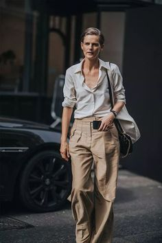2019 popular shirt + wide-leg pants, stylish and temperament! - Page 17 of 42 - zzzzllee