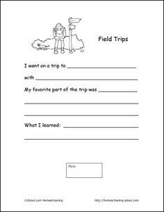permission slip field trip