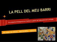 La pell del meu barri, per Antoni Navarro by Postgrado de Teatro en la Educación via slideshare