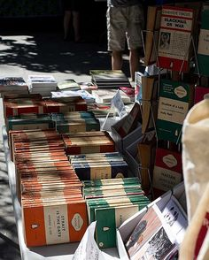 Pop up book market by yeshenvenema, via Flickr