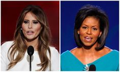 """The Trumps are apparently so full of it that Melania, (or whoever wrote her speech) , needed to steal specific language about how hard work is good and we should teach our children that. They couldn't even put those sentiments in their own words! Then, once people noticed the theft, the campaign's strategy has been to make the obviously false claim that there was no plagiarism, that these are just """"common phrases."""" This tells us that, as President, Trump won't just lie - he'll lie…"""