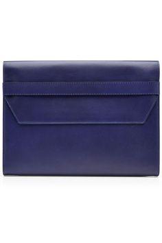 MAISON MARTIN MARGIELA Maison Margiela Leather Document Holder. #maisonmartinmargiela #bags #leather #