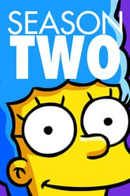 The Simpsons - Poster - Season 2 The Simpsons Full Episodes, Free Tv Shows, Hd Movies Online, Video Library, We Movie, American Life, Latest Movies, Satire, Thriller
