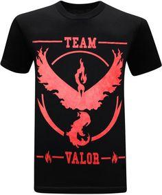 Pokemon Go Team Valor Rules Men's T-Shirt