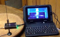 American Preppers Ham Radio: Wide Range Receive Radio via SDR & Android