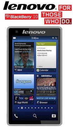 Lenovo BlackBerry Phone May Happen in the Future