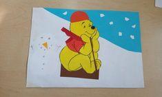 Kreatywne prace plastyczne (i nie tylko) z dzieckiem, Zrób to sam, prace ręczne Winnie The Pooh, Disney Characters, Fictional Characters, Painting, Art, Art Background, Winnie The Pooh Ears, Painting Art, Kunst