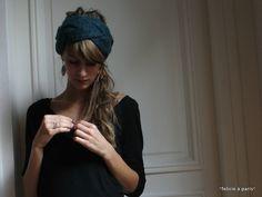 Félicie à Paris - headband tresse