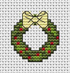 Christmas Wreath (kit to buy)