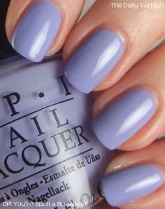 OPI Youre Such a Budapest