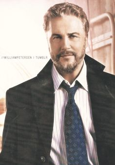 William Petersen » 60/60 This is my own scan. If you are going to use this elsewhere, a credit will be much appreciated.