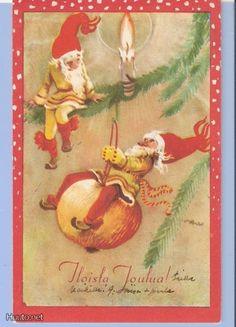 Advent Calendars, Illustration, Painting, Vintage, Art, Craft Art, Illustrations, Paintings, Kunst