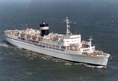 School cruise in 1972 on the SS Uganda