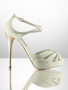 Indulge in a pair of designer shoes for women from Ralph Lauren and put your best foot forward this season - from classic sandals to leather boots and more. Wedding Sneakers, White Wedding Shoes, Wedding Flats, Wedding Tips, Ralph Lauren Uk, Ralph Lauren Collection, Python, Designer Shoes, Me Too Shoes