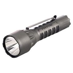 Streamlight 88860 Polytac Flashlight LED HP with Lithium Batteries, Black Flashlight Lyrics, Tactical Light, Camping Lights, Battery Sizes, Led Technology, Survival Gear, Survival Quotes, Strobing, Bulb