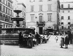 Piazza Madonna dei Monti 1940