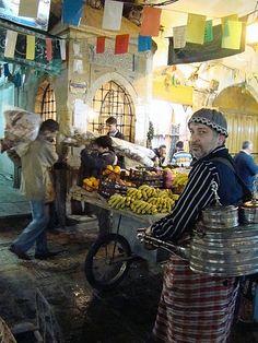 Souq 21, Aleppo, Syria
