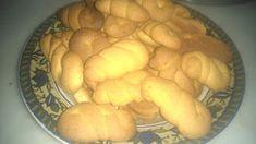 Ο κόσμος ο δικός μου : Σμυρνέικα τριφτά κουλουράκια πορτοκάλι - βανίλια