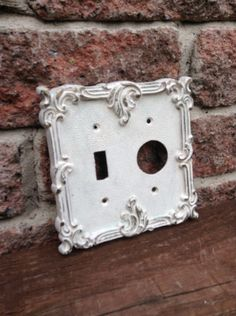 Dual Light Switch And Electrial Cover Plate by TheForestSleeps