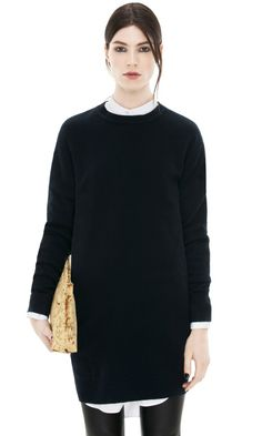 ACNE - Deep Wool Navy Shop Ready to Wear, Accessories, Shoes and Denim for Men and Women