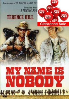 #bestdeals From Western legend Sergio #Leone (The Good, the Bad and the Ugly) comes a rollicking shoot-'em-up! Young, ambitious gunman #Nobody (They Call Me Trini...