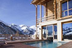 Alte Alpi, Hotel & Spa l'L'Alta Peyra, membro del circuito Chateaux & Hotel Collection, vi accoglie in un panorama mozzafiato a più di 2000 m! Rimarrete sicuramente a bocca aperta! Bontourism, tutta l'Arte del Viaggio