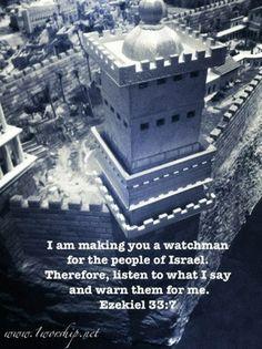 Watchmen on the Walls @ www.1worship.net