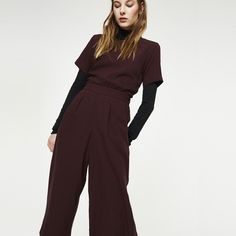 Armed Angels jumpsuit in red BuyMeOnce
