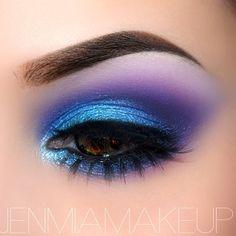 Eye Brush Set, 20 pcs Unicorn Eyeshadow Eyeliner Blending Crease Kit Makeup Brushes Make Up Foundation Eyebrow Eyeliner Blush Cosmetic Concealer Brushes - Eye Makeup Looks 2018 versus Makeup Brushes Set Dubai – Eye Makeup Tutorial Colorful - Eye Makeup Designs, Eye Makeup Art, Blue Eye Makeup, Makeup Eyeshadow, Blue Eyeshadow, Eyeshadow Makeup Tutorial, Drag Makeup Tutorial, Makeup Younique, Younique Eyeshadow