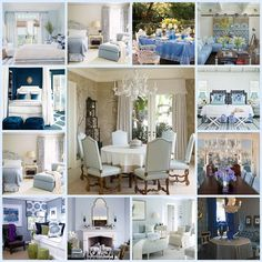 I've got the blues....in all its many shades! - The Enchanted Home