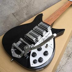 Prince Cloud John Lennon short neck Guitar Acoustic Guitar Parts, Electric Guitar Kits, Short Neck, Guitar Neck, Guilin, Siding Materials, Guitar Strings, Kids Bags, John Lennon