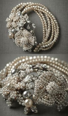 Never have too many pearls