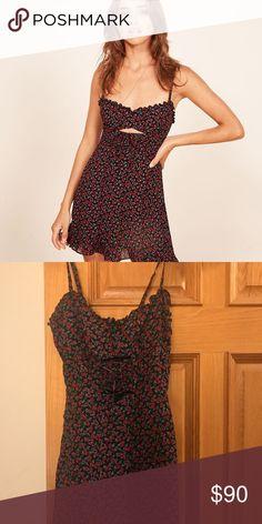 75840d46c4f6 Reformation Frannie Dress - Mabel size 8