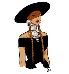 """""""⚡️⚡️⚡️ @beyonce #Formation"""" I love what the video stands for and for black culture"""