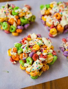 Fruit Loops #yummy #food #recipe @Ruffled
