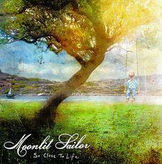 2009 Moonlit Sailor - So Close To Life [Deep Elm DER-488] cover illustration: Alexander Jansson #albumcover