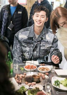Find images and videos about kdrama, park seo joon and fight for my way on We Heart It - the app to get lost in what you love. Park Hae Jin, Park Seo Joon, Park Hyung Sik, Song Joong, Joong Ki, Korean Celebrities, Korean Actors, Korean Dramas, Kdrama