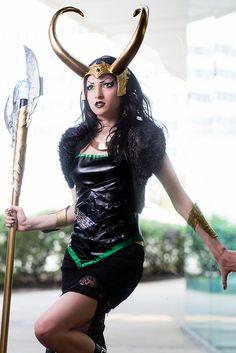 Lady Loki | Otakon 2014