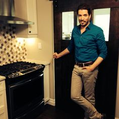 Another Property Brothers reveal this morn. SNEAK PEEK ANYBODY? #ShhDontTell