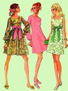 Explore ondiraiduveau's photos on Flickr. ondiraiduveau has uploaded 34511 photos to Flickr. Retro Illustration, Illustrations, Pattern Illustration, 1960s Fashion, Vintage Fashion, Fashion Show Makeup, Vintage Vogue Patterns, Ladylike Style, Fashion Sketches
