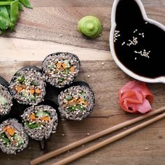 Pinterest-Worthy Sushi (Made with Noodles!)