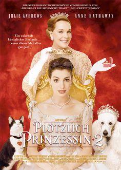Poster zum Film: Plötzlich Prinzessin 2